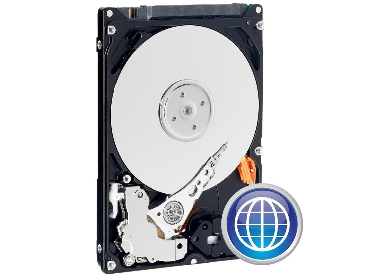 "WD Scorpio WD800BEVE 80 GB 2.5"" Internal Hard Drive - IDE - 5400rpm - 8 MB Buffer - Bulk"