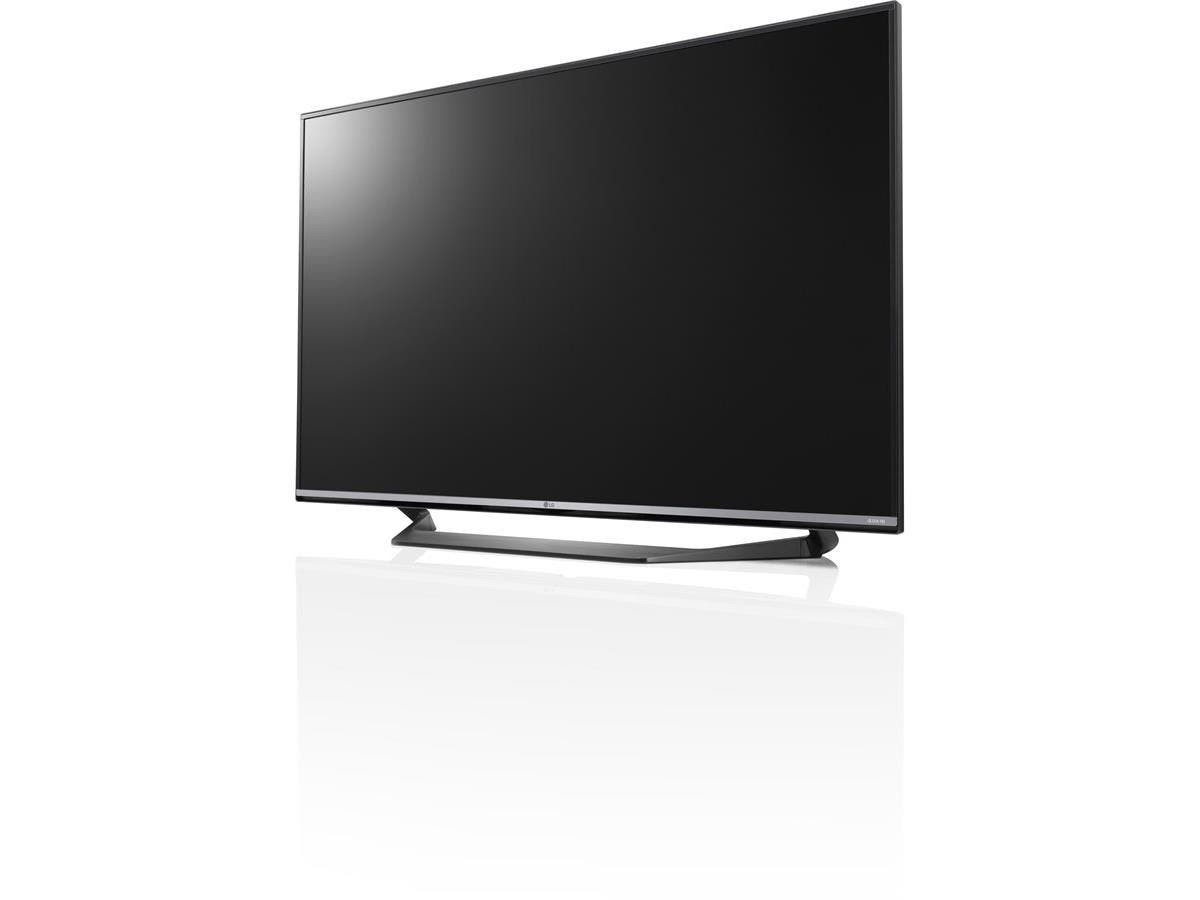 "LG UX340C 65UX340C 65"" 2160p LED-LCD TV - 16:9 - 4K UHDTV - Silver, Black - ATSC - 178° / 178° - 3840 x 2160 - Virtual Surround - 20 W RMS - Edge LED - 2 x HDMI - USB"