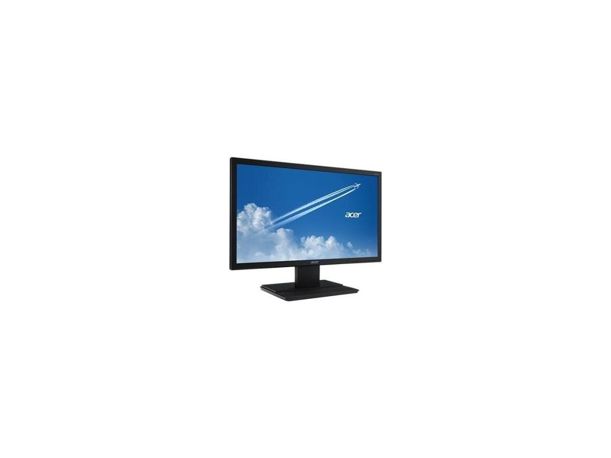 "Acer V206WQL bd 19.5"" LED LCD Monitor - 16:10 - 6 ms - 1440 x 900 - 16.7 Million Colors - 250 Nit - WXGA+ - DVI - VGA - 15 W - Black - EPEAT Gold, TCO Certified Displays 6.0"