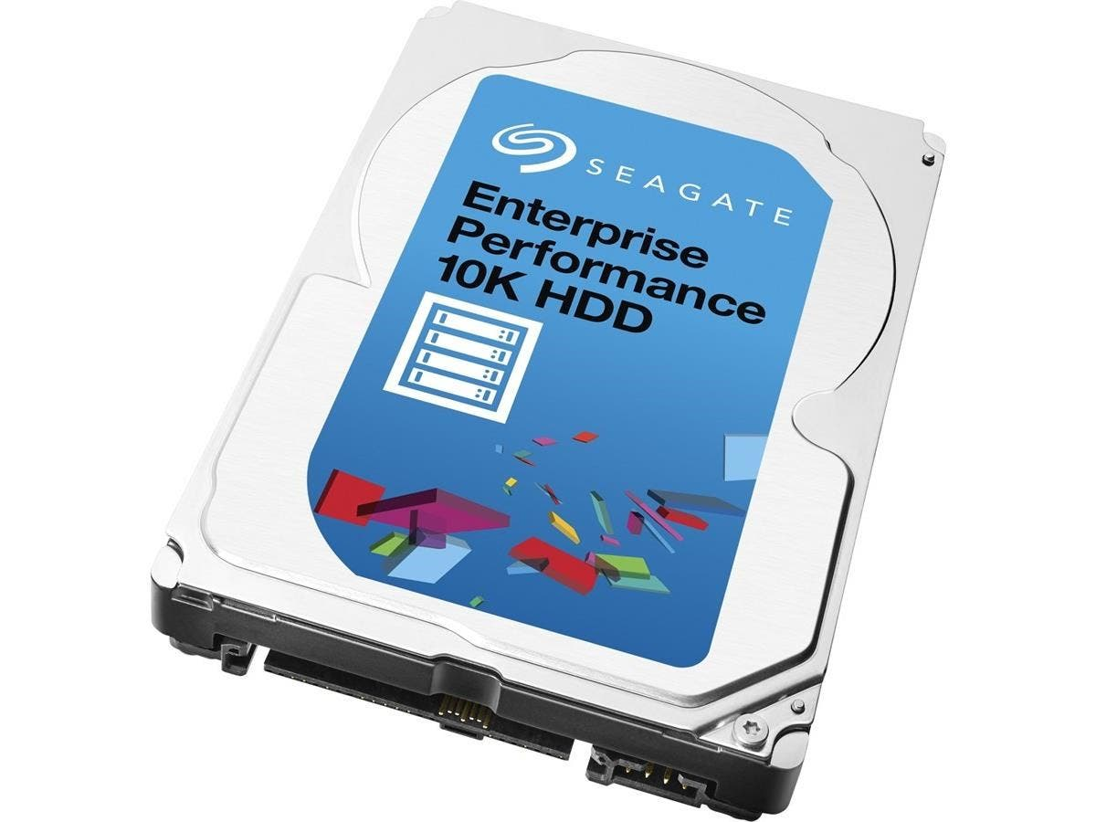 "Seagate ST1200MM0088 1.20 TB 2.5"" Internal Hard Drive - SAS - 10000rpm - 128 MB Buffer-Large-Image-1"