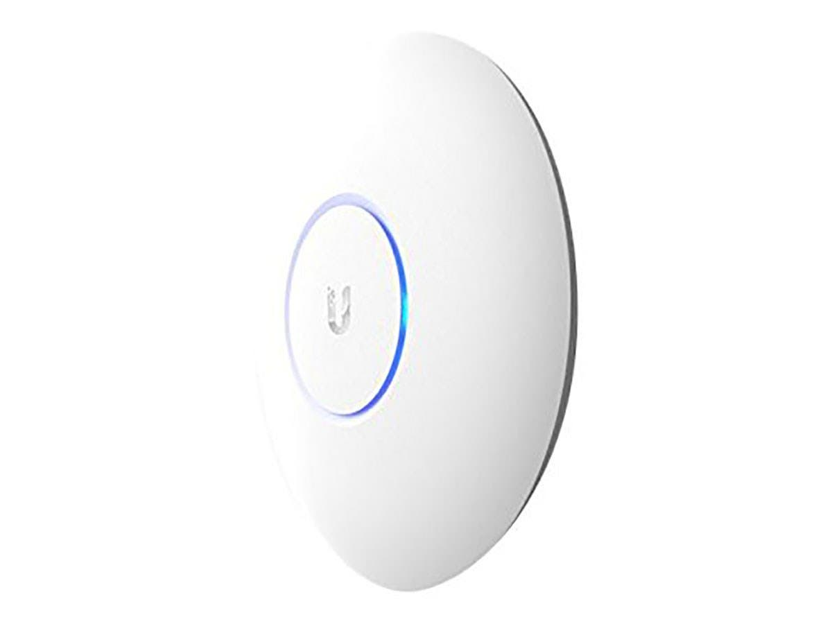 Ubiquiti UniFi UAP-AC-PRO IEEE 802.11ac 1300Mbit/s Wireless Access Point - Power Supply (Not Included) - 2.40 GHz, 5 GHz - 3 x Antenna(s) - 3 x Internal Antenna(s) - MIMO Technology - 5 Pack-Large-Image-1
