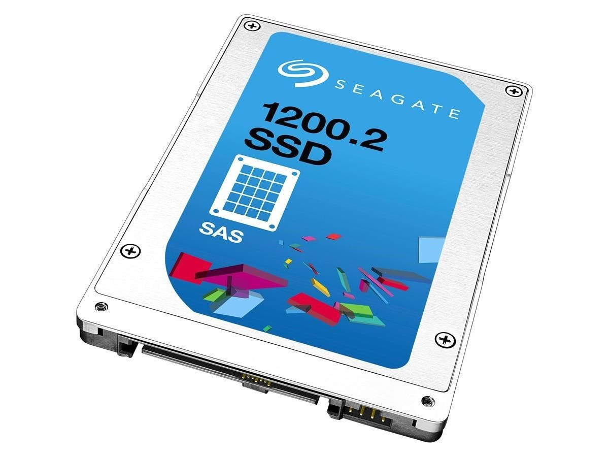 "Seagate 1200.2 ST480FM0003 480 GB 2.5"" Internal Solid State Drive - SAS - 1.71 GB/s Maximum Read Transfer Rate - 750 MB/s Maximum Write Transfer Rate"