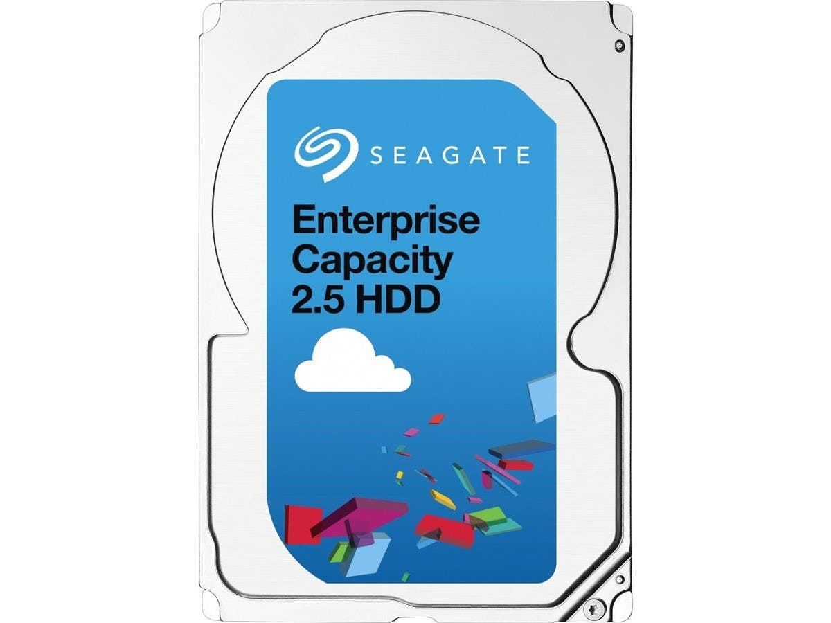 "Seagate ST1000NX0453 1 TB 2.5"" Internal Hard Drive - SAS - 7200rpm - 128 MB Buffer-Large-Image-1"