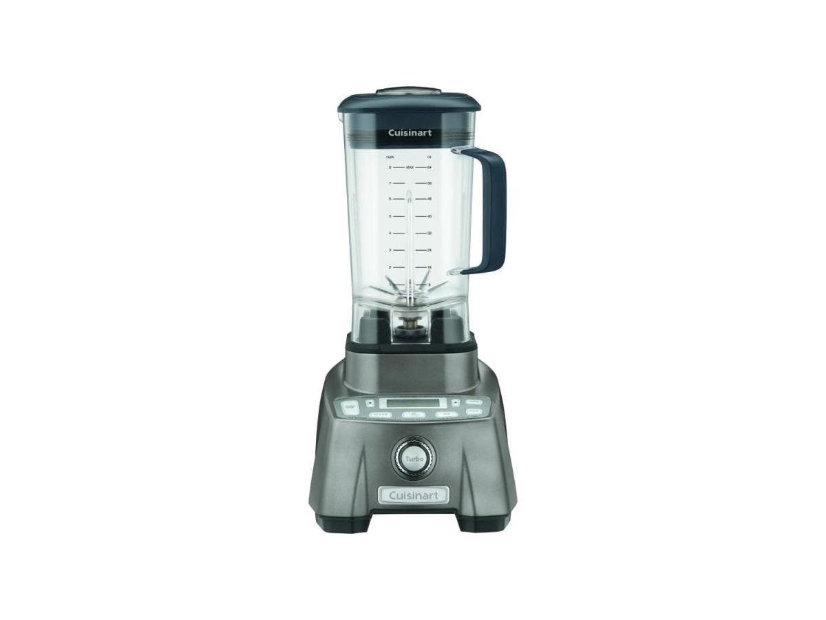 Cuisinart Hurricane Pro 3.5 Peak HP Blender - 2 quart - 8 Cup - Tritan - Gunmetal