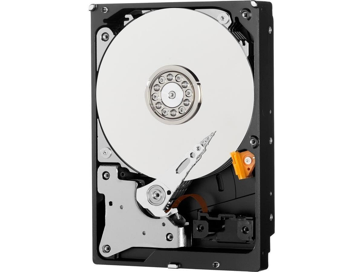 "WD Purple WD05PURX 500 GB 3.5"" Internal Hard Drive - SATA - 64 MB Buffer - Desktop"