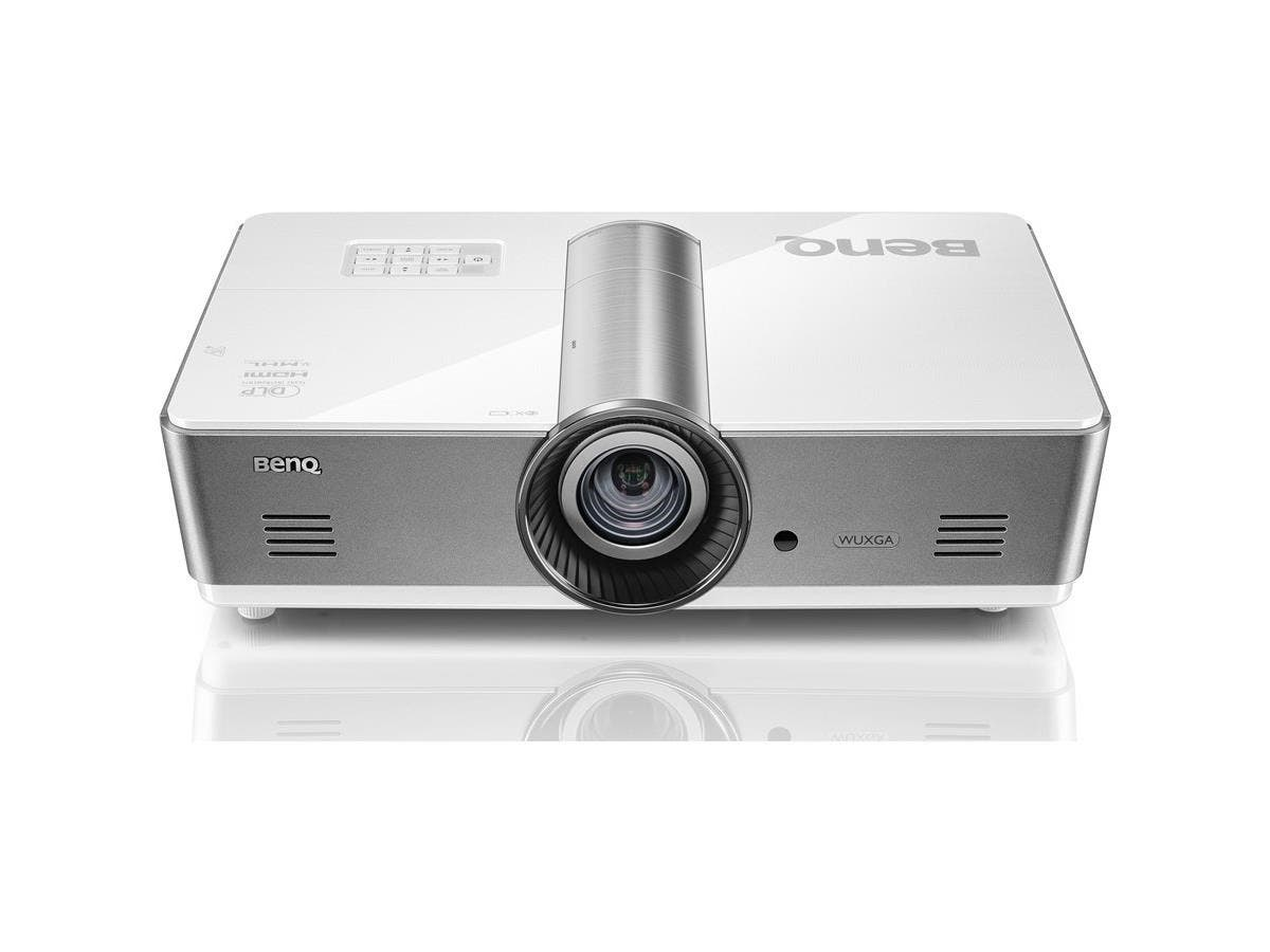 BenQ SU922 3D Ready DLP Projector - 1080p - HDTV - 16:10 - Front, Ceiling - 370 W - 2000 Hour Normal Mode - 2500 Hour Economy Mode - 1920 x 1200 - WUXGA - 3,000:1 - 5000 lm - HDMI - USB - 490 W - 3 Ye