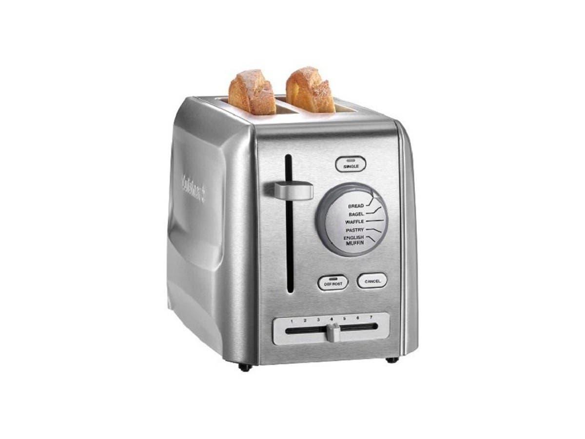 Cuisinart2-Slice Metal Toaster - Stainless Steel - CPT-620