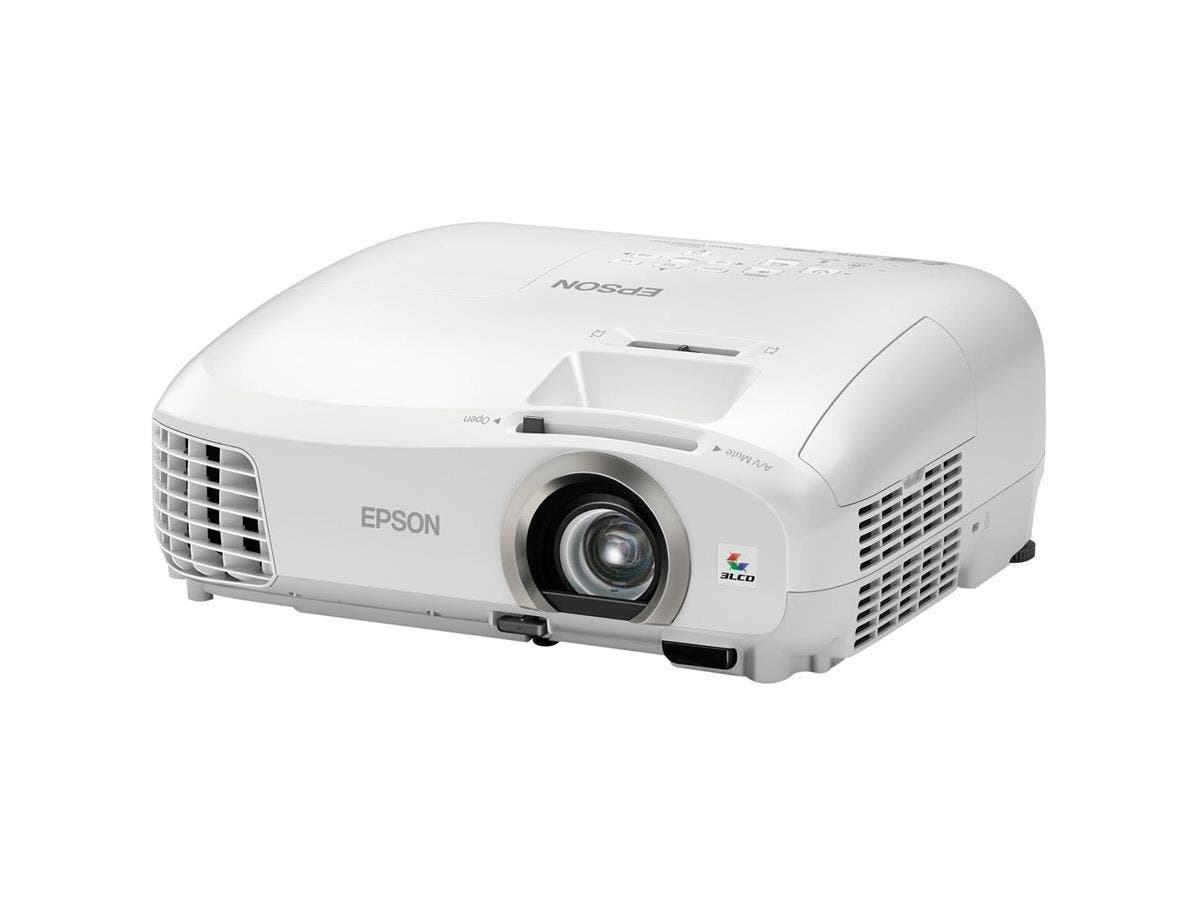 Epson PowerLite 2040 3D LCD Projector - 1080p - HDTV - 16:9 - Ceiling, Front, Rear - UHE - 200 W - 4000 Hour Normal Mode - 7500 Hour Economy Mode - 1920 x 1080 - Full HD - 35,000:1 - 2200 lm