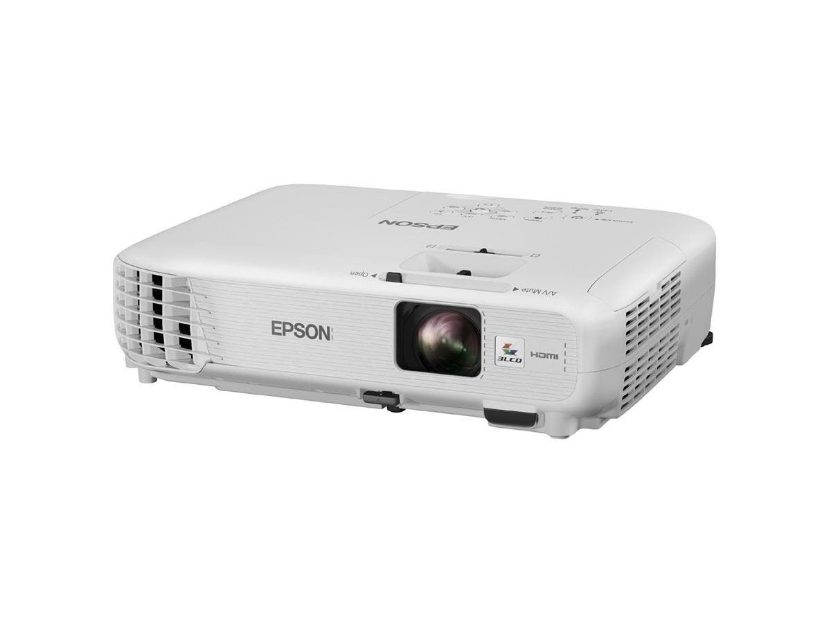 Epson PowerLite 740HD LCD Projector - 720p - HDTV - 16:10 - Ceiling, Front, Rear - UHE - 200 W - 5000 Hour Normal Mode - 10000 Hour Economy Mode - 1280 x 720 - HD 720 - 15,000:1 - 3000 lm - HDMI - USB