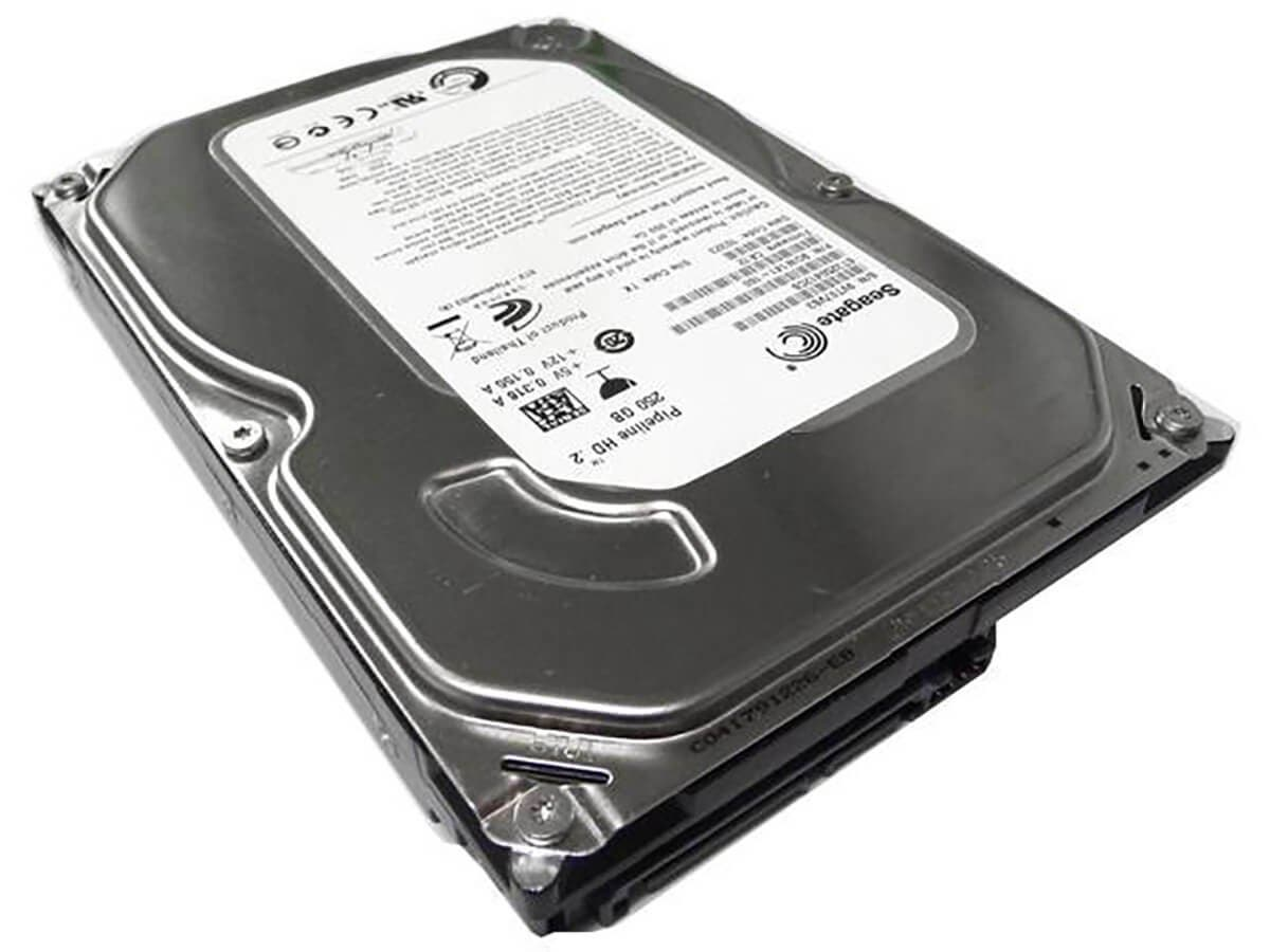 "Seagate Pipeline HD HD.2 ST3250412CS 250 GB 3.5"" Internal Hard Drive - SATA - 5900rpm - 16 MB Buffer - OEM"