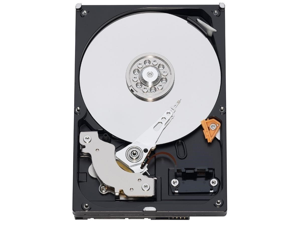"WD RE3 WD5002ABYS 500 GB 3.5"" Internal Hard Drive - SATA - 7200rpm - 16 MB Buffer - Hot Swappable - Bulk-Large-Image-1"