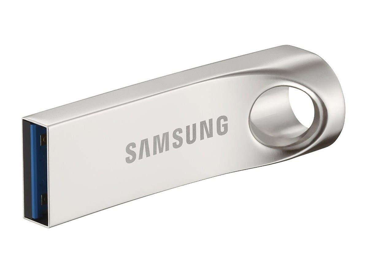 Samsung 128GB BAR (METAL) USB 3.0 Flash Drive (MUF-128BA/AM)