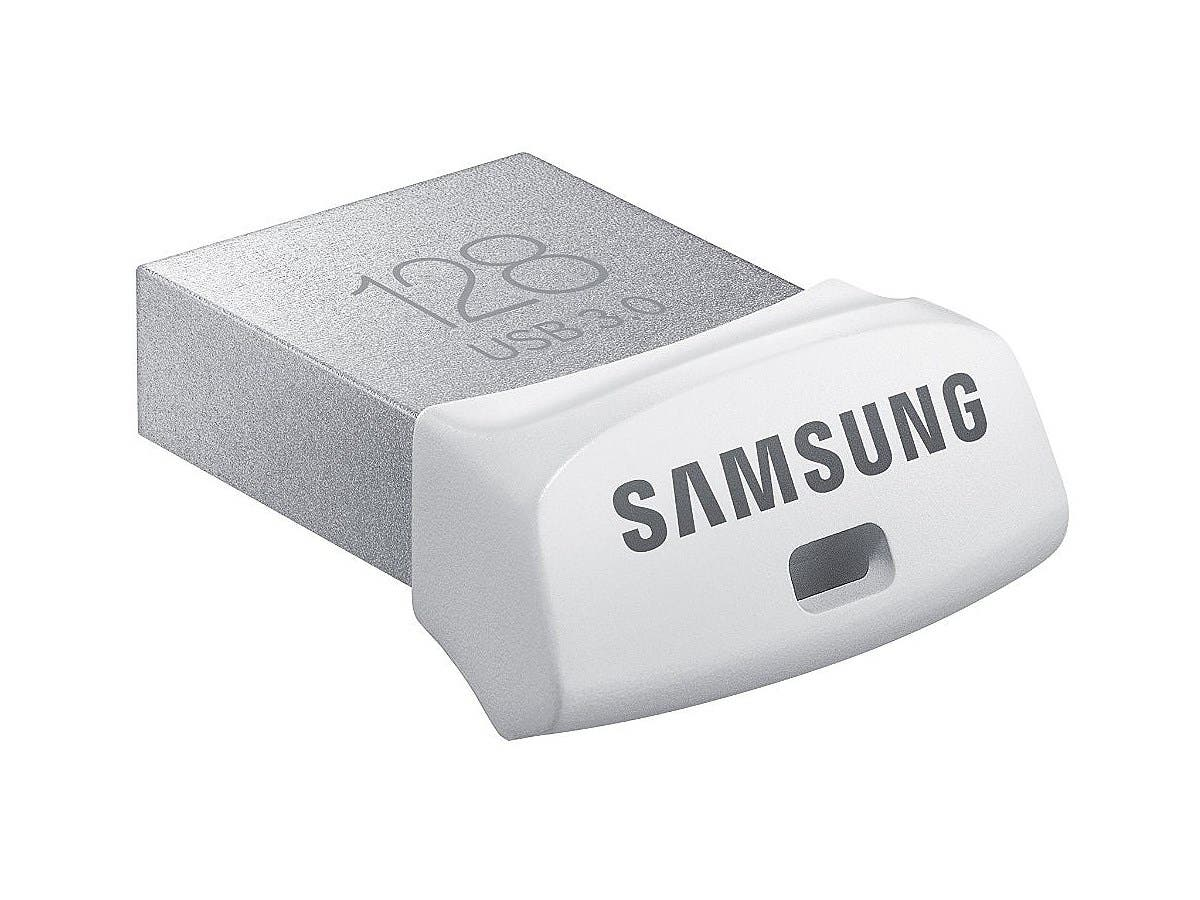 Samsung 128GB USB 3.0 Flash Drive Fit (MUF-128BB/AM)-Large-Image-1