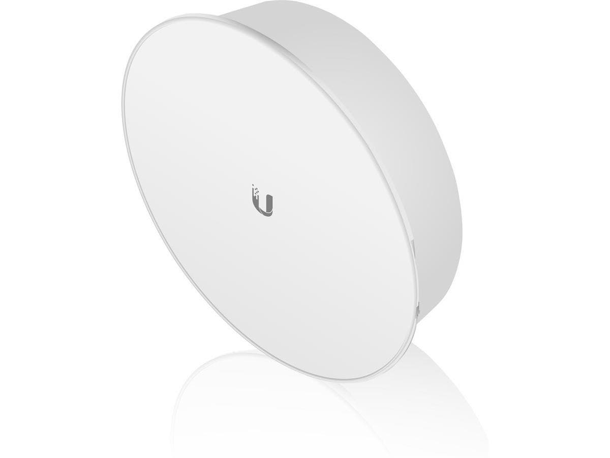 Ubiquiti PowerBeam ac PBE-5AC-300 IEEE 802.11ac 450 Mbit/s Wireless Bridge - 5 GHz - 1 x Network (RJ-45) - PoE - Pole-mountable