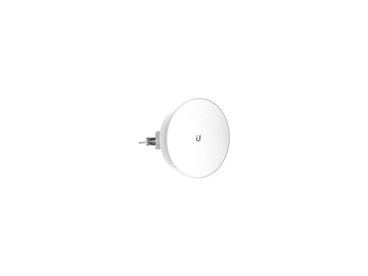 Ubiquiti PowerBeam ac PBE-5AC-400-ISO IEEE 802.11ac 450 Mbit/s Wireless Bridge - 5 GHz - 15.5 Mile Maximum Outdoor Range - 1 x Network (RJ-45) - PoE - Pole-mountable-Large-Image-1