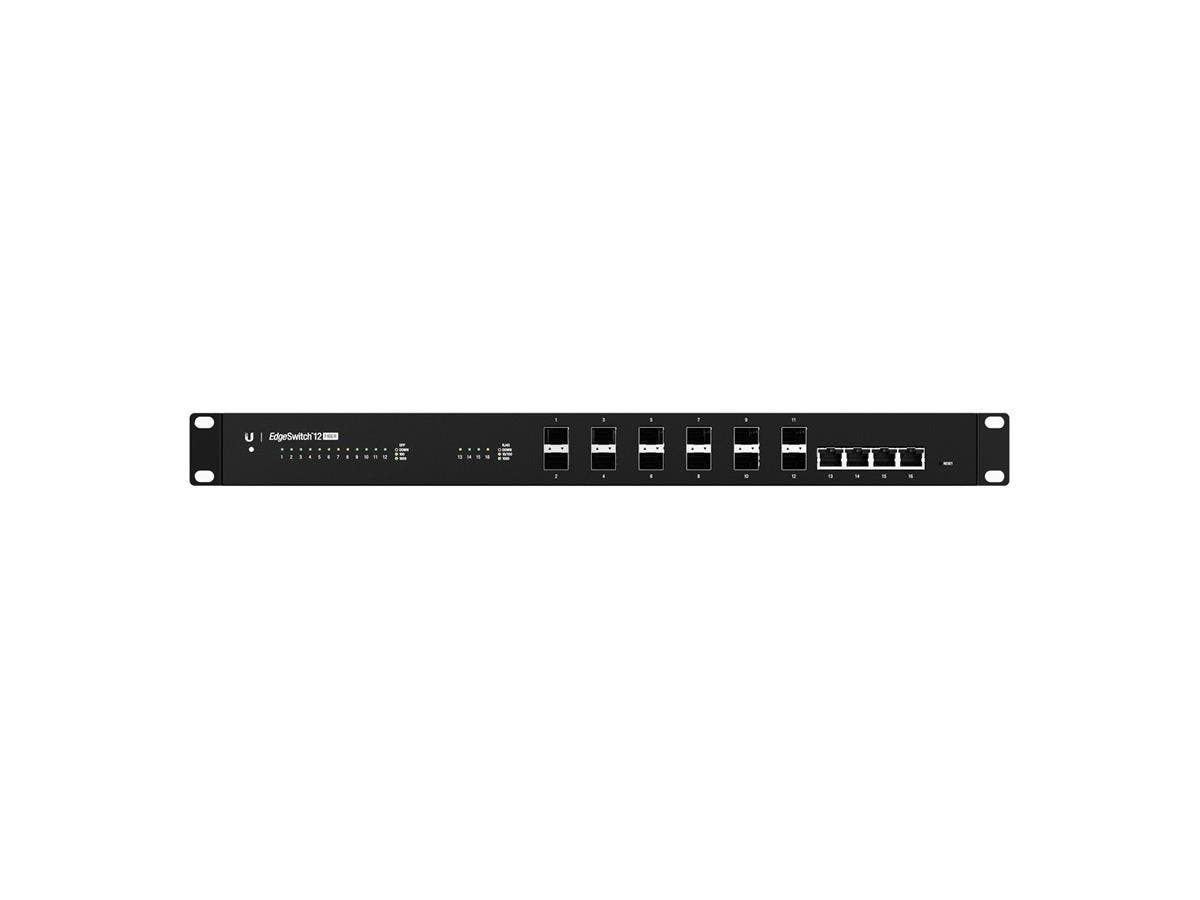 Ubiquiti EdgeSwitch 12 Port Fiber Switch ES-12F