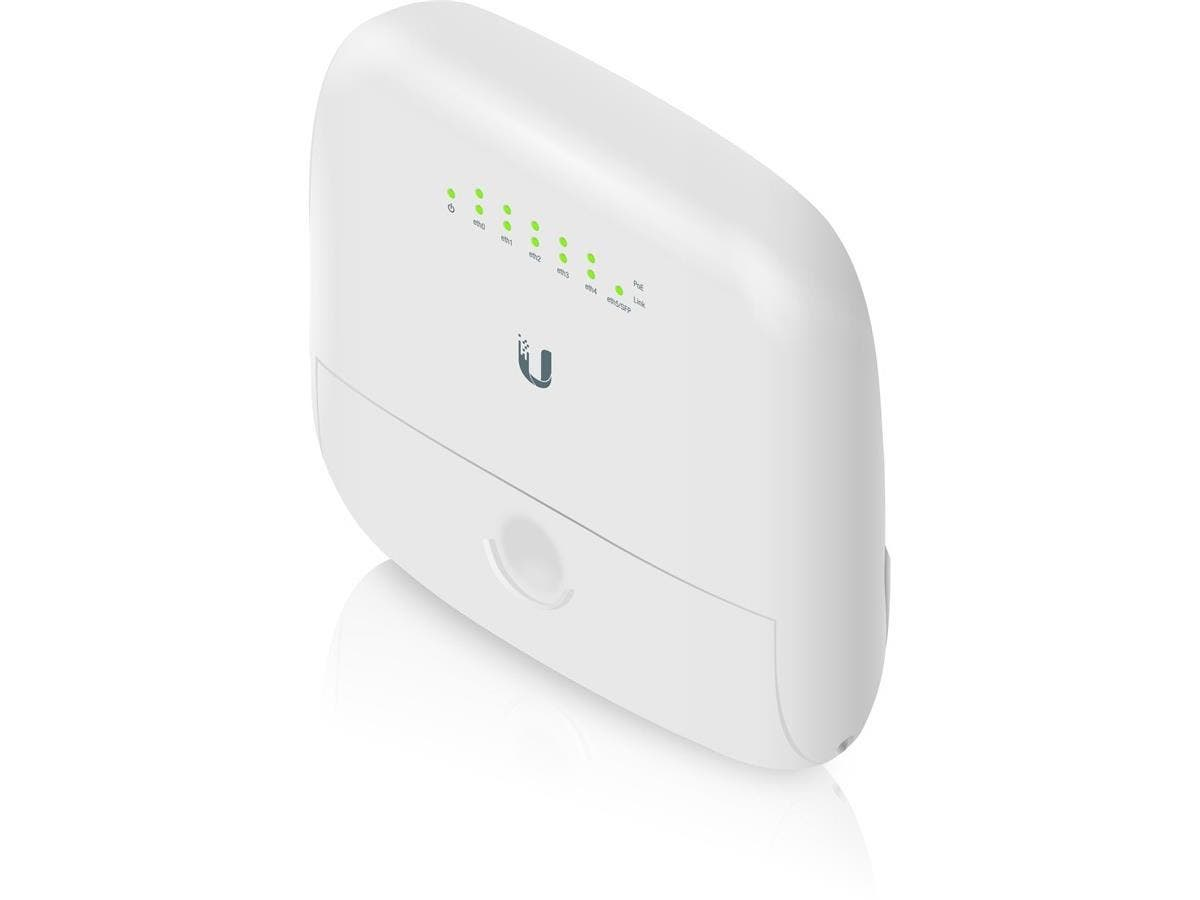 UBIQUITI NETWORKS EP-R6 EDGEPOINT ROUTER 6PORT