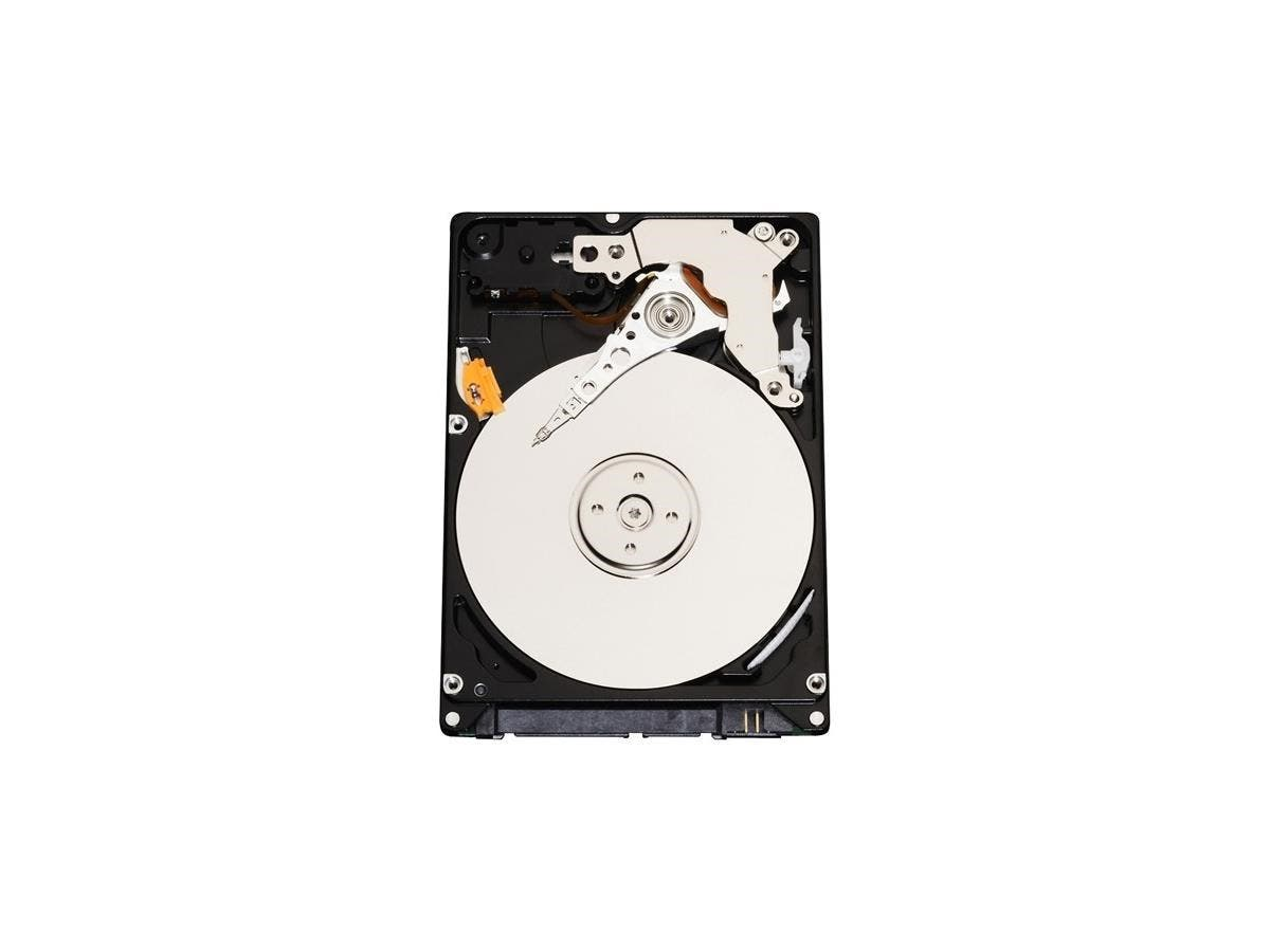 "WD Scorpio Black WD5000BEKT 500 GB 2.5"" Internal Hard Drive - SATA - 7200rpm - 16 MB Buffer-Large-Image-1"