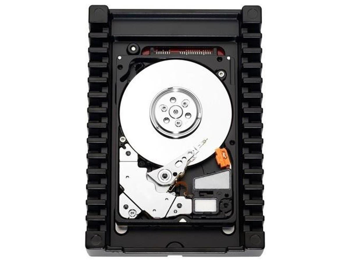 "WD WD1600HLFS 160 GB 3.5"" Internal Hard Drive - SATA - 10000rpm - 16 MB Buffer-Large-Image-1"