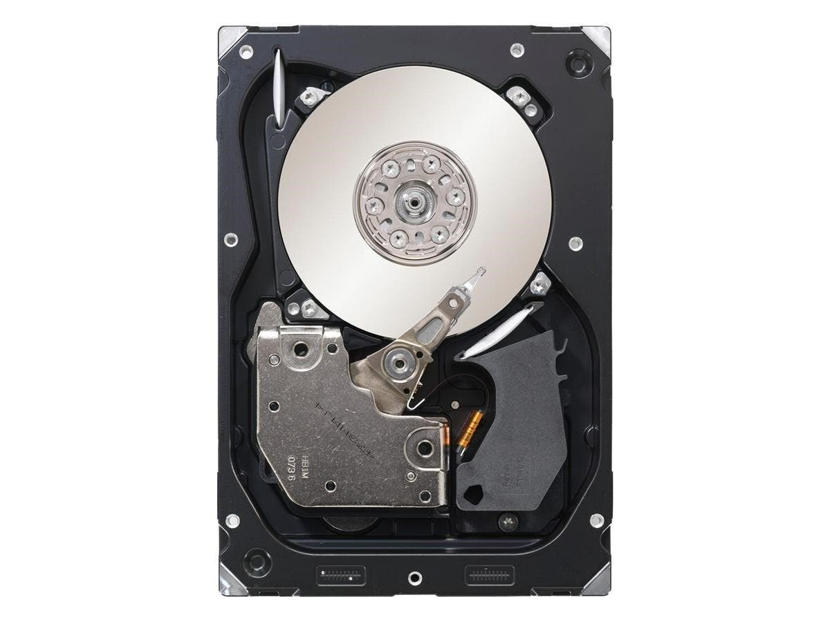 "Seagate Cheetah 15K.7 ST3600057SS 600 GB 3.5"" Internal Hard Drive - SAS - 15000rpm - 16 MB Buffer"