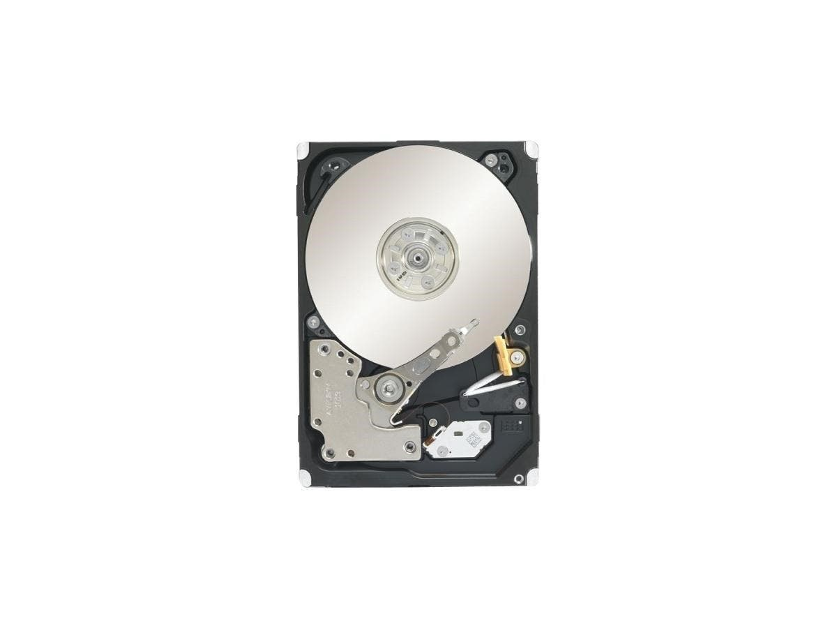 "Seagate - Constellation.2 ST9500620NS 500 GB 2.5"" Internal Hard Drive - SATA - 7200rpm - 64 MB Buffer-Large-Image-1"