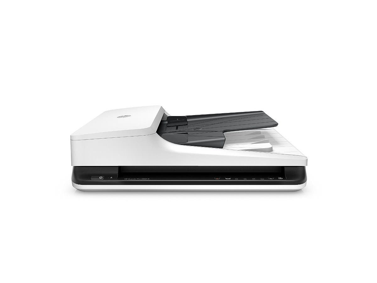 HP ScanJet Pro 2500 f1 Flatbed Scanner - (L2747A)