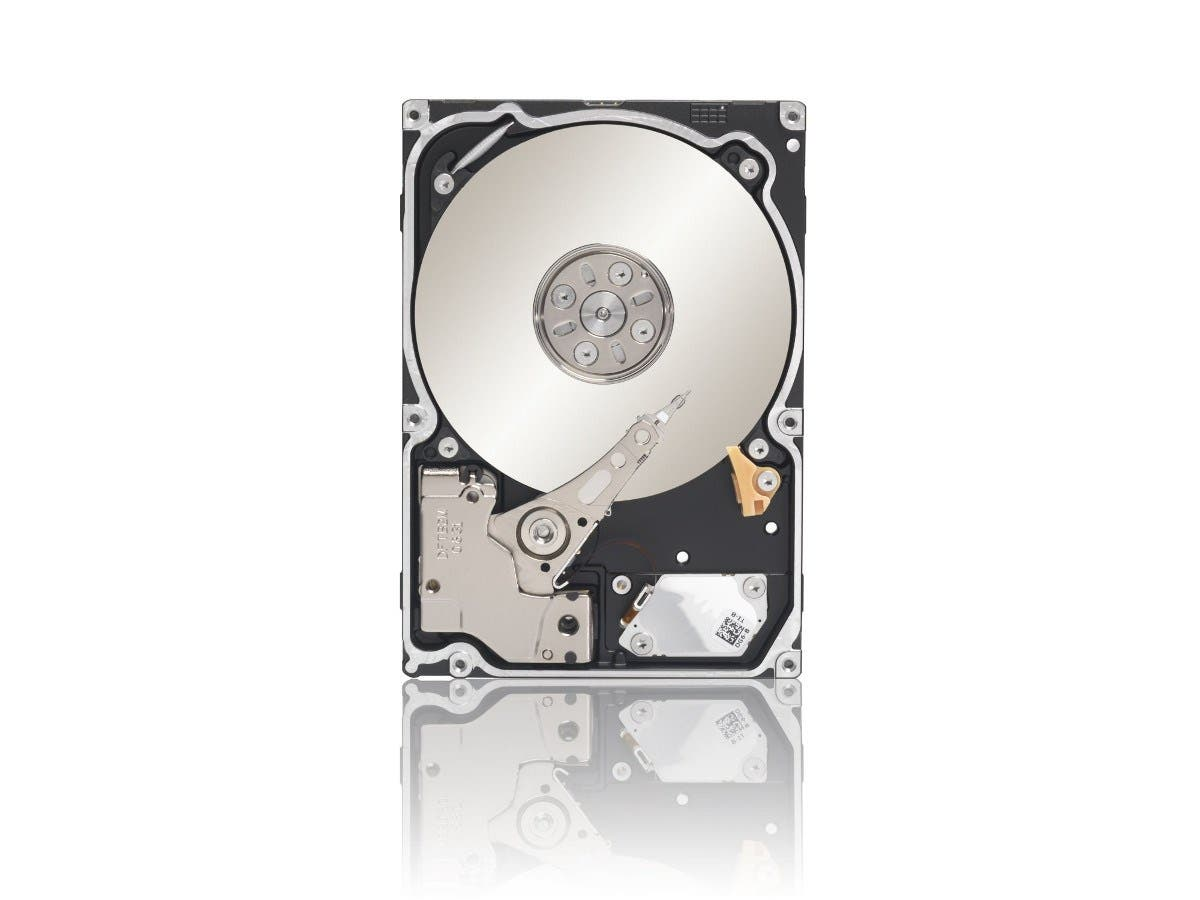 "Seagate ST8000NM0055 8 TB 3.5"" Internal Hard Drive - SATA - 7200rpm - 256 MB Buffer - OEM"