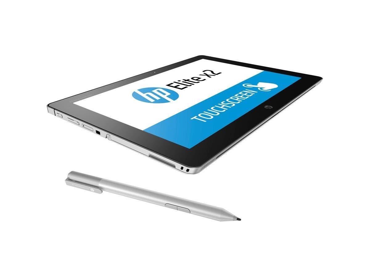 """HP Elite x2 1012 G1 Tablet - 12"""" - In-plane Switching (IPS) Technology - Wireless LAN - Intel Core M (6th Gen) m5-6Y54 Dual-core (2 Core) 1.10 GHz - 4 GB LPDDR3 RAM - 128 GB SSD - Win 10 Pro 64"""