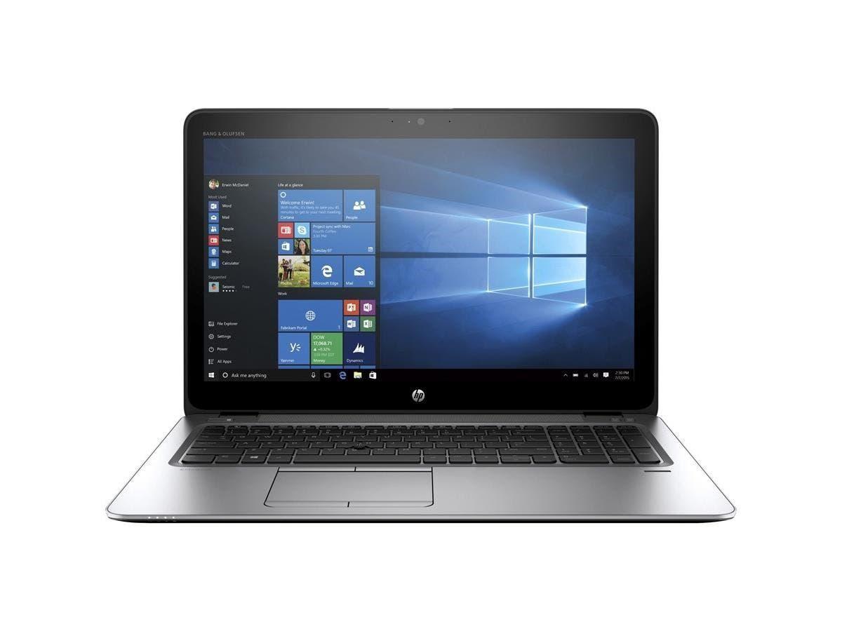"""HP EliteBook 840 G3 14"""" Ultrabook - Intel Core i7 (6th Gen) i7-6600U Dual-core (2 Core) 2.60 GHz - 8 GB DDR4 SDRAM RAM - 256 GB SSD - Intel HD Graphics 520 DDR4 SDRAM - Windows 7 Pro 64-bit"""