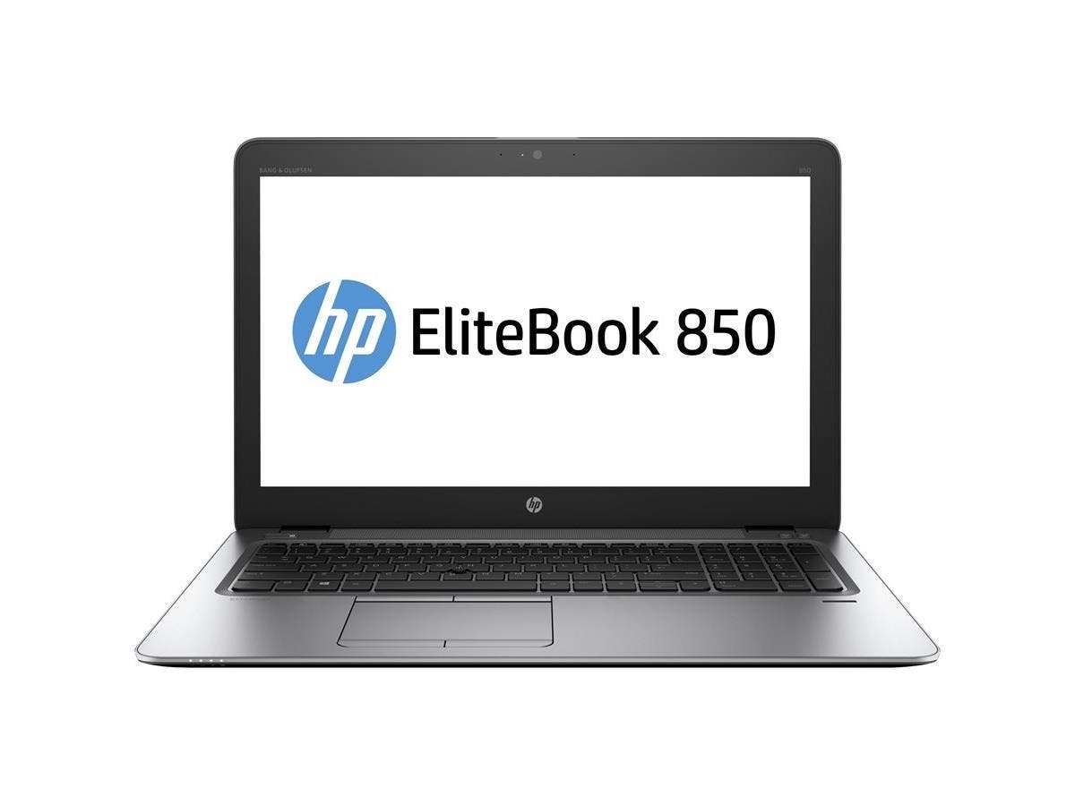 "HP EliteBook 850 G3 15.6"" Notebook - Intel Core i5 (6th Gen) i5-6200U Dual-core (2 Core) 2.30 GHz - 4 GB DDR4 SDRAM RAM - 500 GB HDD - Intel HD Graphics 520 DDR4 SDRAM - Windows 7 Pro 64-bit"