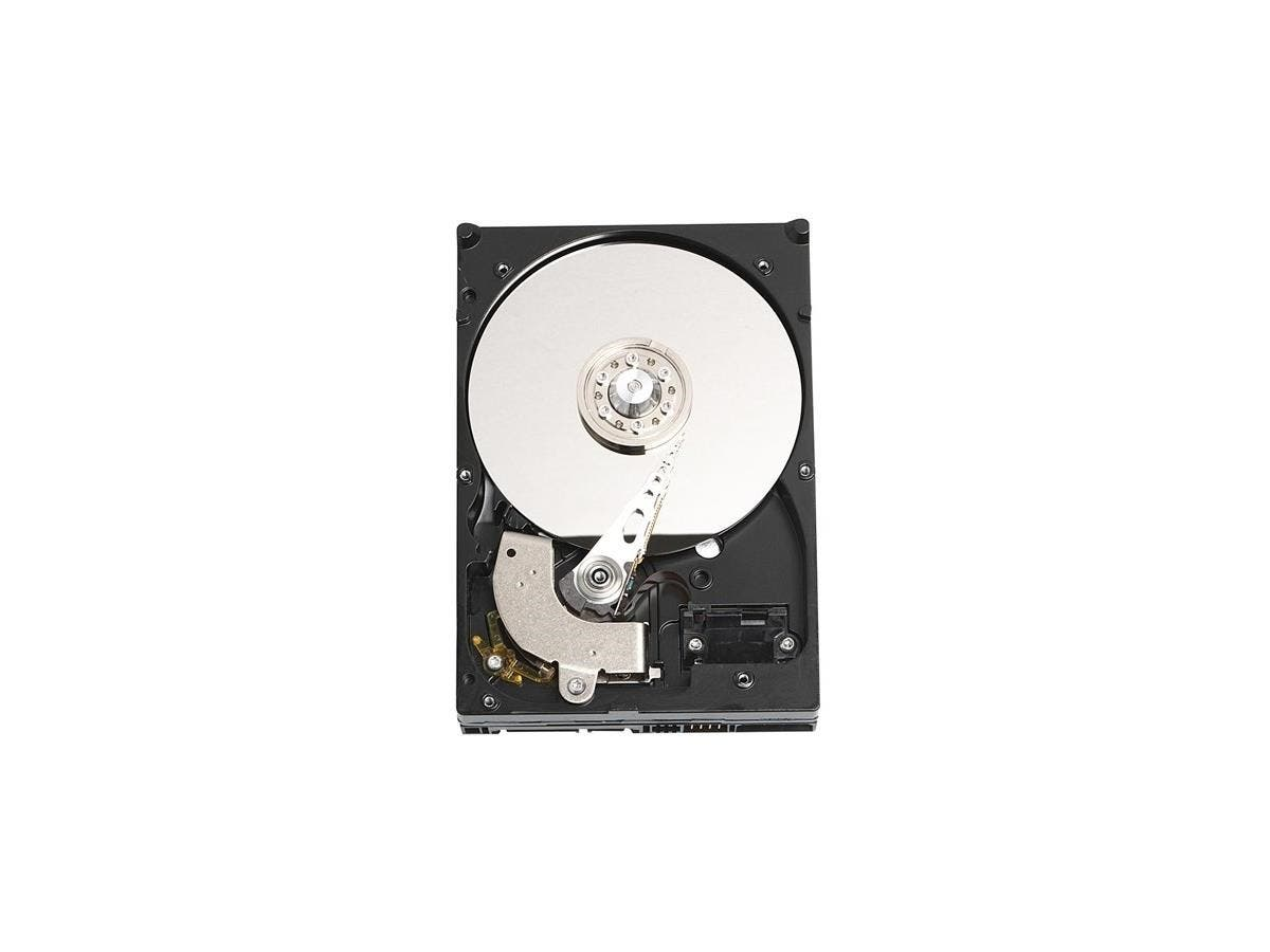 "WD Caviar WD800JD 80 GB 3.5"" Hard Drive - SATA - 7200rpm - 8 MB Buffer - Hot Swappable - 1 Pack - OEM-Large-Image-1"
