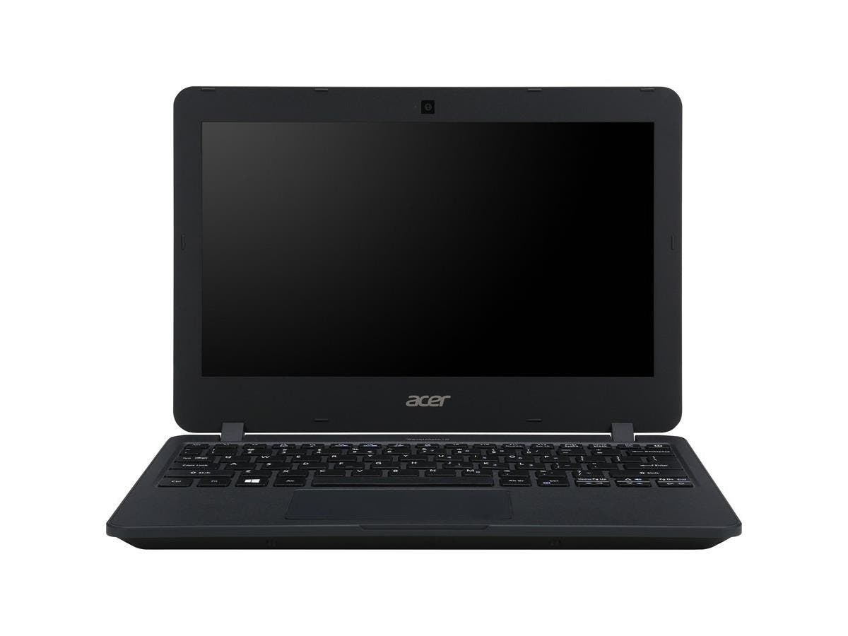 "Acer TravelMate B117-MP TMB117-M-C0DK 11.6"" LED (ComfyView) Notebook - Intel Celeron N3050 Dual-core (2 Core) 1.60 GHz - 4 GB DDR3L SDRAM RAM - 32 GB Flash Memory Capacity - Intel HD Graphics"