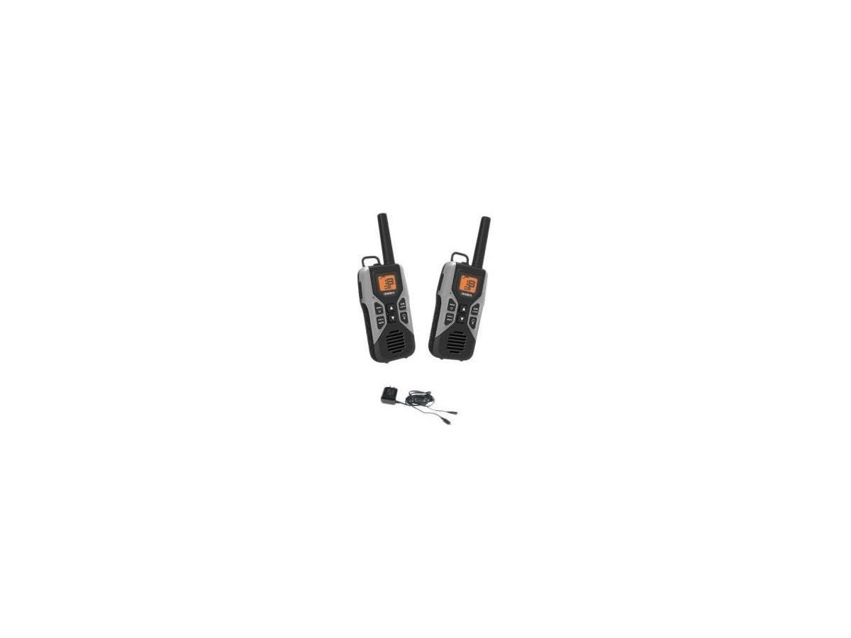 Uniden GMR3050-2C GMRS/FRS Two-Way Radio with Charger - 22 x GMRS/FRS - 158400 ft-Large-Image-1
