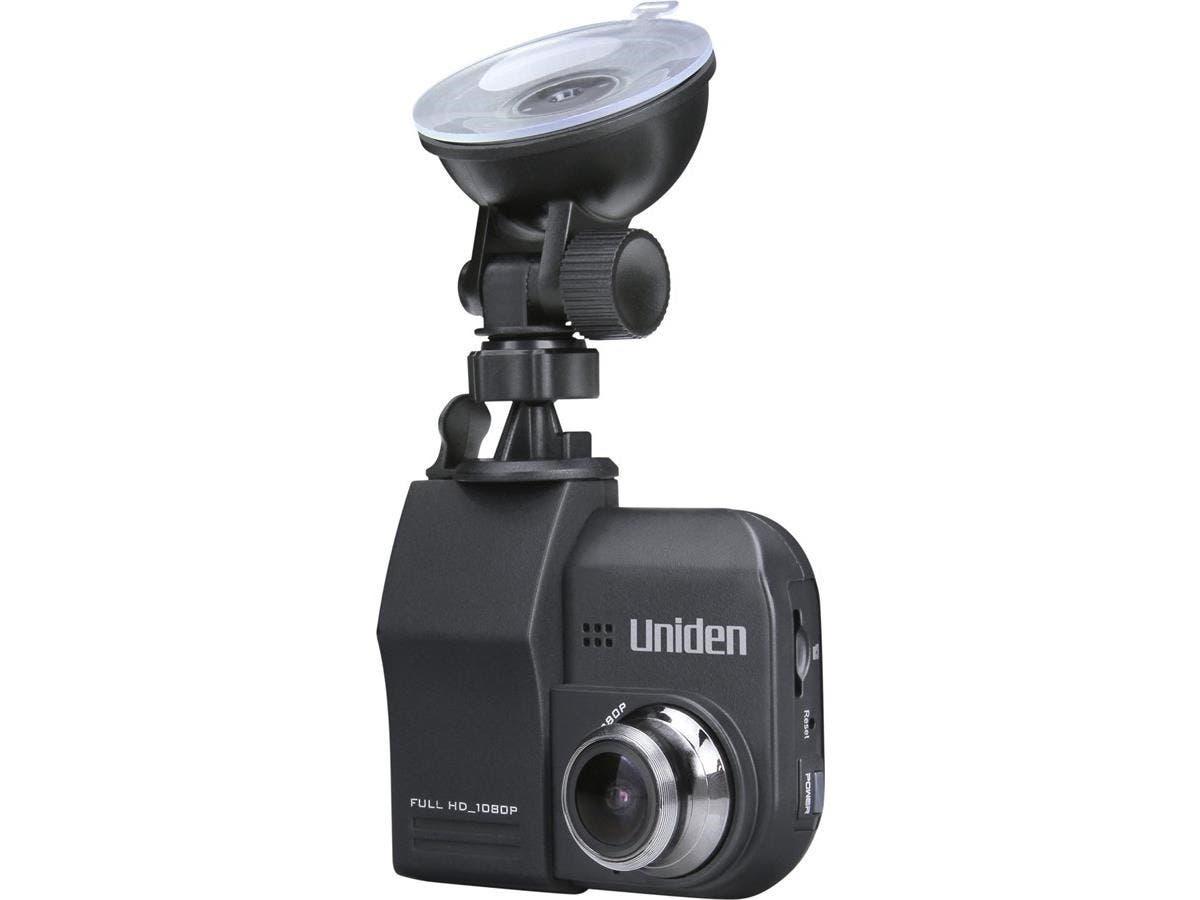Uniden Dash Cam Digital Camcorder - HD - 16:9 - SD - GPS - Memory Card