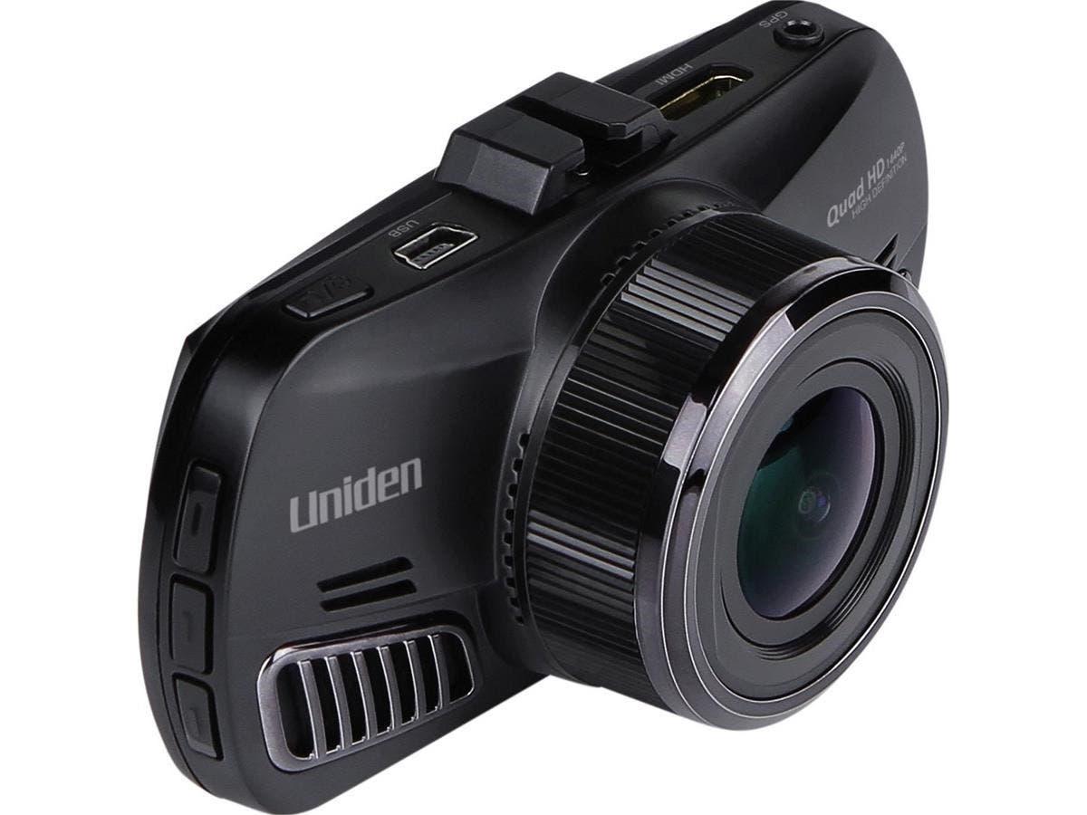 Uniden DC10QG Digital Camcorder - Full HD - 16:9 - GPS-Large-Image-1
