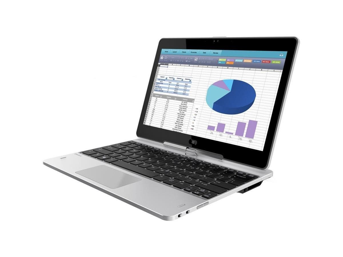 "HP EliteBook Revolve 810 G3 11.6"" 2 in 1 Ultrabook - Intel Core i5 (5th Gen) i5-5200U Dual-core (2 Core) 2.20 GHz - Convertible - 4 GB DDR3L SDRAM RAM - 128 GB SSD - Intel HD Graphics 5500 DDR3L"