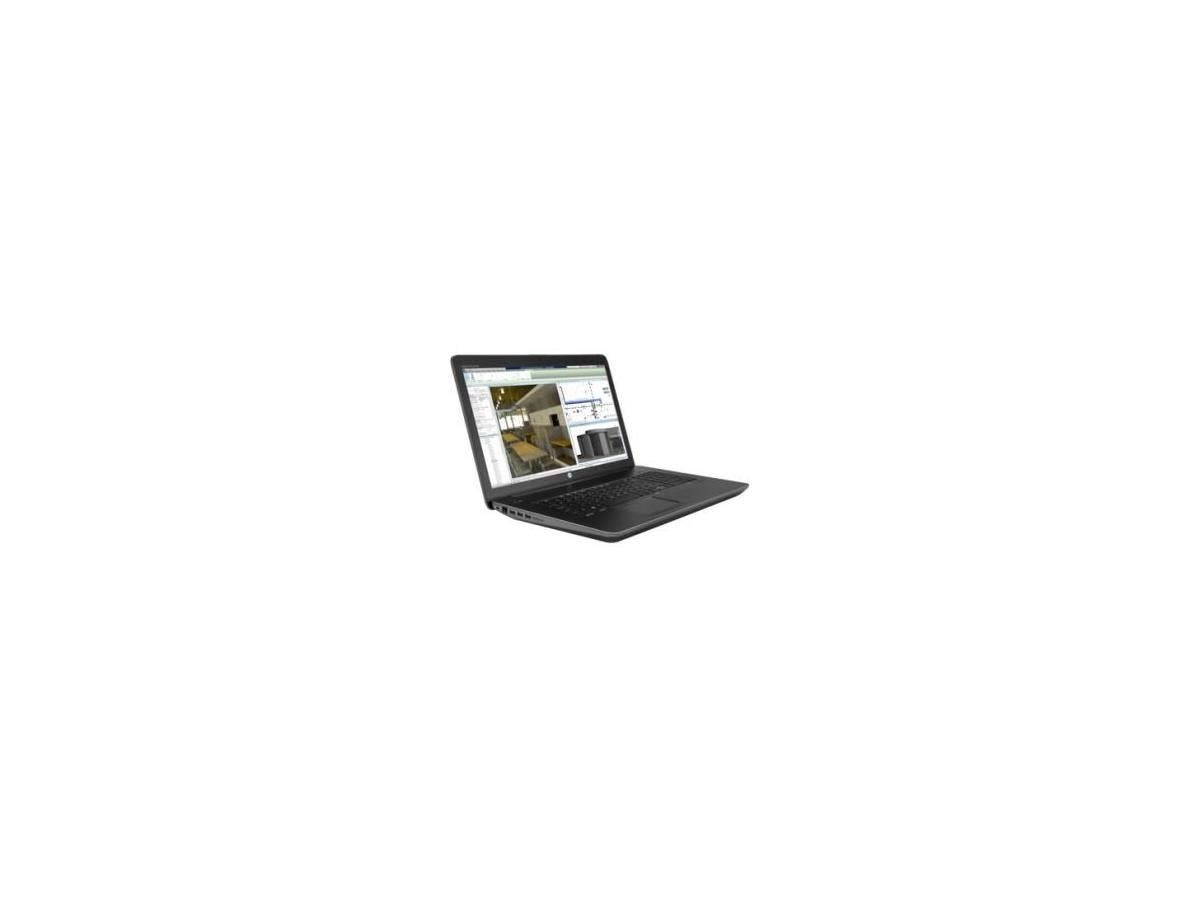 "HP ZBook 17 G3 17.3"" Mobile Workstation - Intel Core i7 (6th Gen) i7-6700HQ Quad-core (4 Core) 2.60 GHz - 8 GB DDR4 SDRAM RAM - 500 GB HDD - Intel HD Graphics 530 DDR4 SDRAM - Windows 7 Pro"
