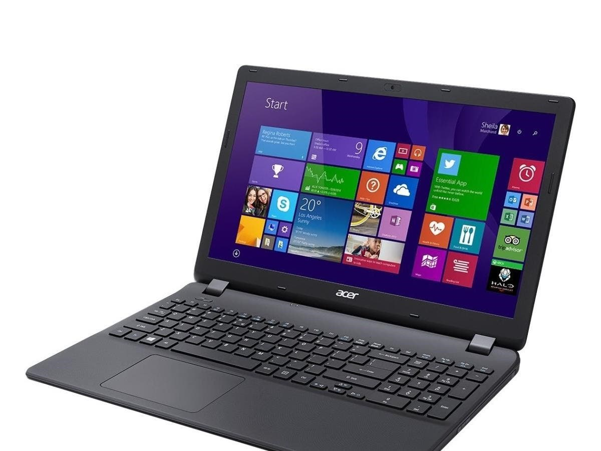 "Acer Aspire ES1-571-33BQ 15.6"" LED Notebook - Intel Core i3 (5th Gen) i3-5005U Dual-core (2 Core) 2 GHz - 4 GB DDR3L SDRAM- 500 GB HDD - DVD-Writer - Intel HD 5500 DDR3L SDRAM - Windows 10 Home 64"