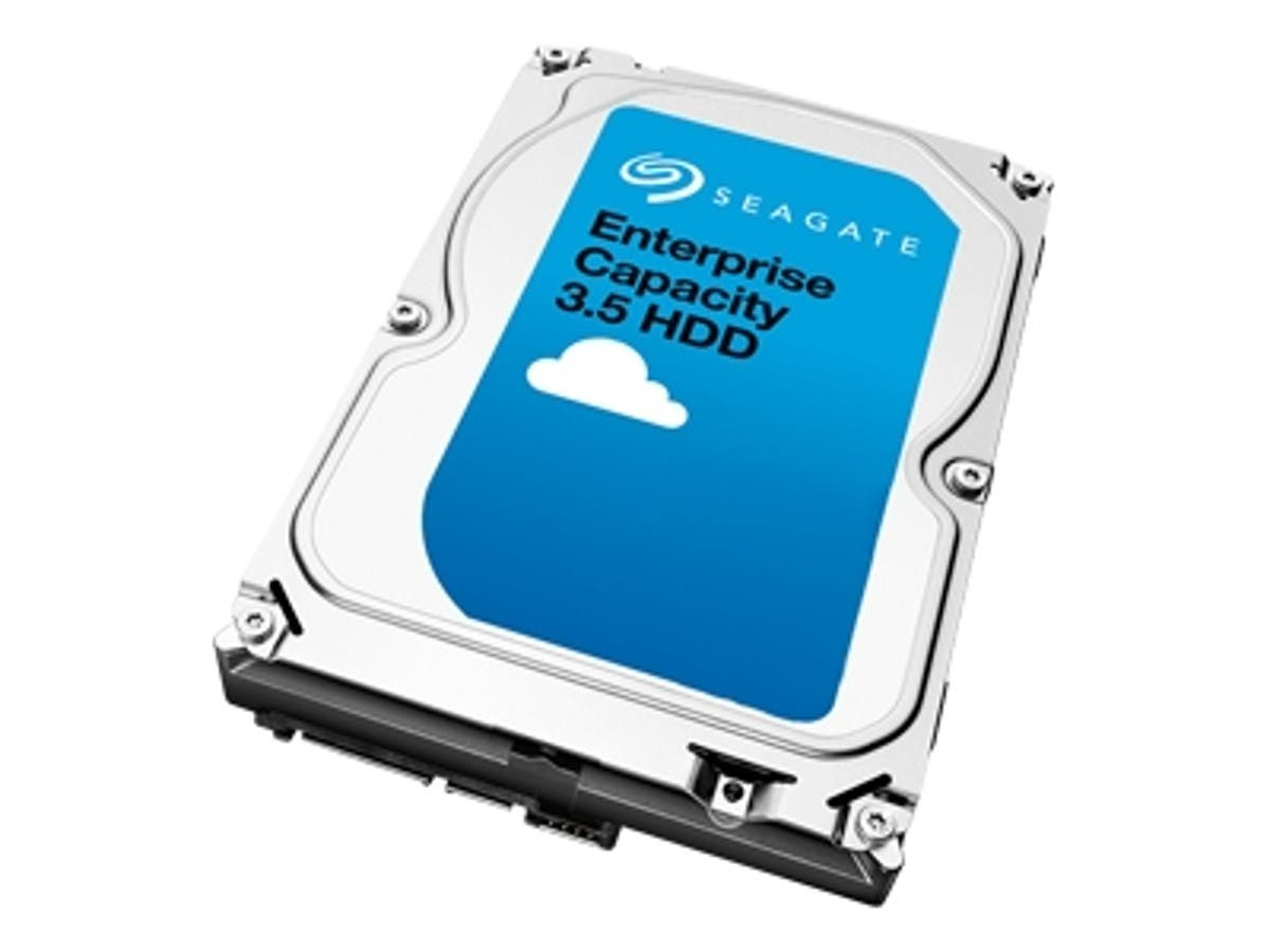 Seagate HDD ST4000NM0035 4TB SATA III 6Gb/s Enterprise 7200RPM 128MB 3.5 inch 512n Bare