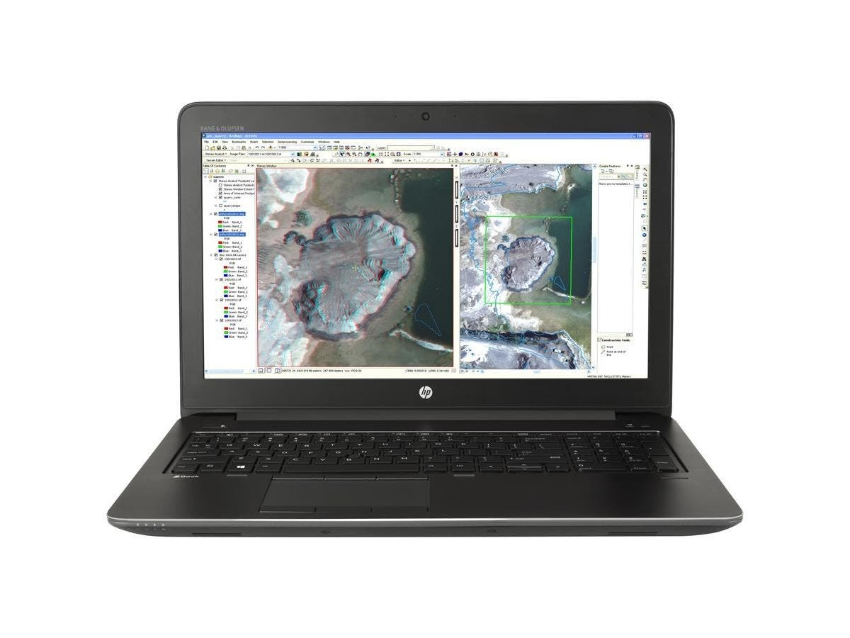 "HP ZBook 15 G3 15.6"" (In-plane Switching (IPS) Technology) Mobile Workstation - Intel Xeon E3-1505M v5 Quad-core (4 Core) 2.80 GHz - 16 GB DDR4 SDRAM RAM - 512 GB SSD - NVIDIA Quadro M2000M"