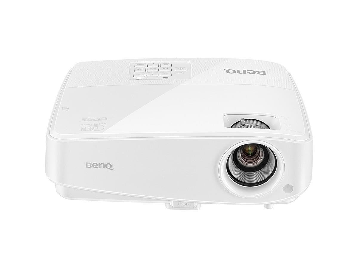 BenQ MW529E 3D DLP Projector - 720p - HDTV - 16:10 - Ceiling, Front - 210 W - 4000 Hour Normal Mode - 6000 Hour Economy Mode - 1280 x 800 - WXGA - 13,000:1 - 3300 lm - HDMI - USB - 250 W