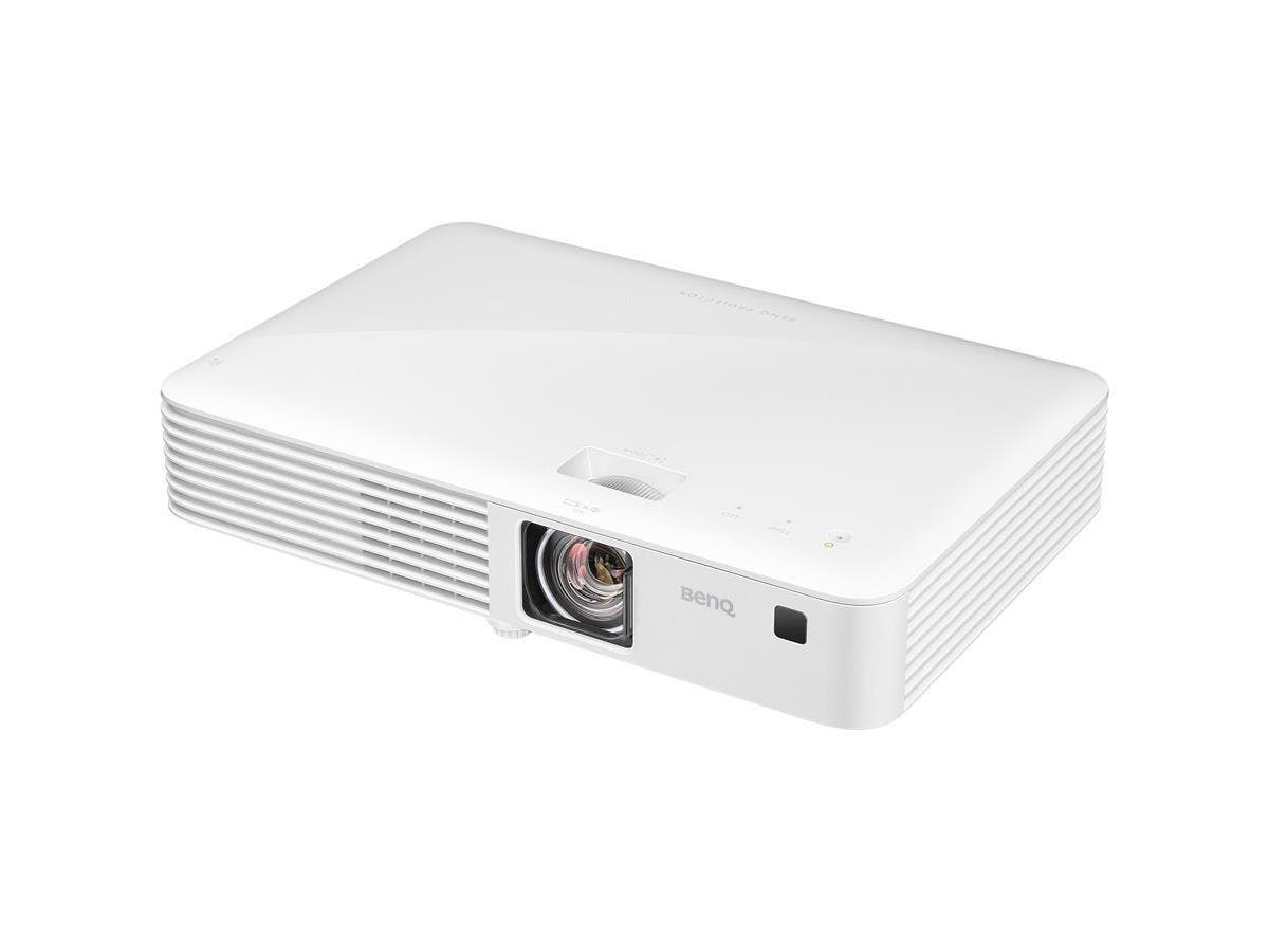 BenQ CH100 DLP Projector - 1080p - HDTV - 16:9 - Front - OSRAM - 20000 Hour Normal Mode - 30000 Hour Economy Mode - 1920 x 1080 - Full HD - 100,000:1 - 1000 lm - HDMI - USB - 146 W-Large-Image-1
