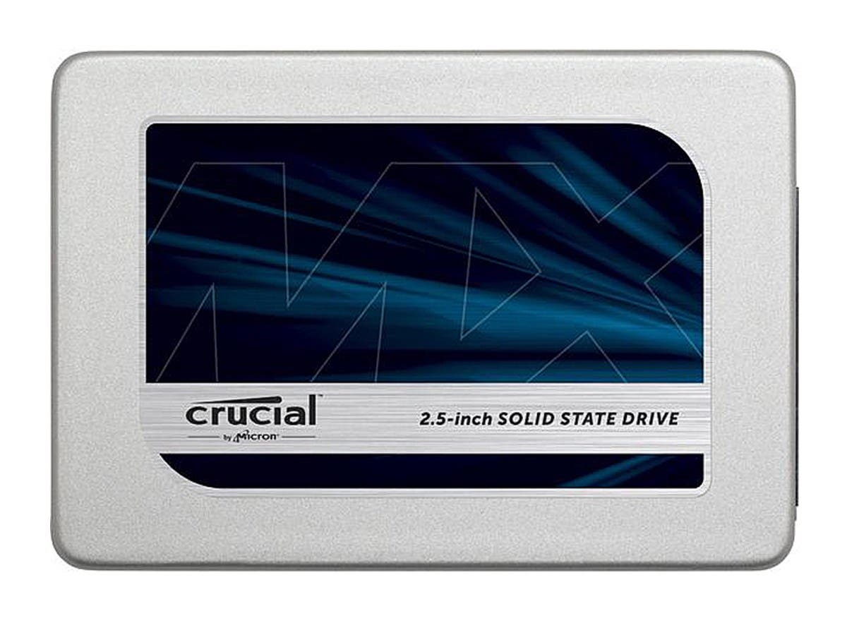 "Crucial MX300 2.5"" 275GB SATA III TLC Internal Solid State Drive (SSD) CT275MX300SSD1-Large-Image-1"
