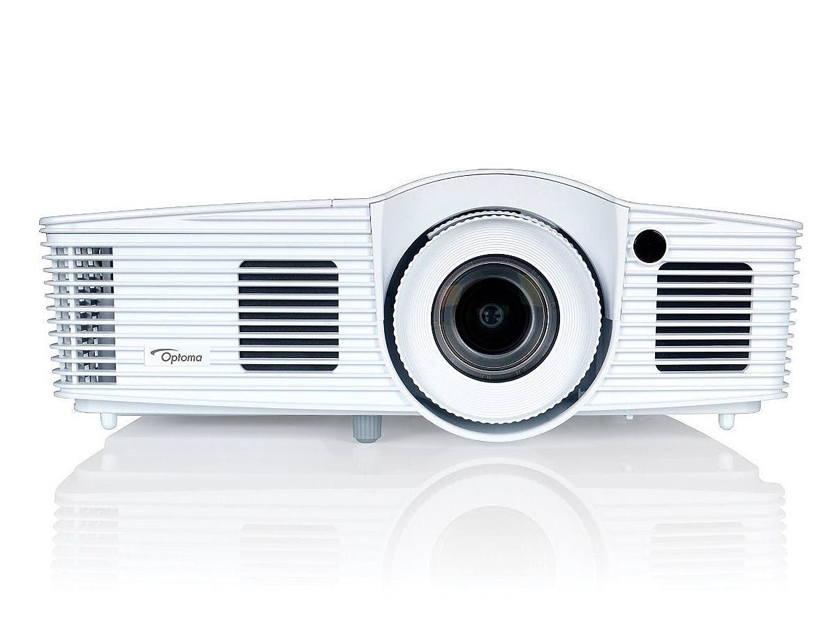 Optoma X416 XGA 3D DLP Business Projector-Large-Image-1