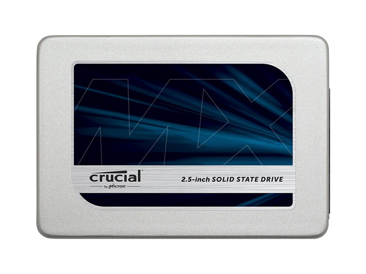 "Crucial MX300 2.5"" 2TB SATA III TLC Internal Solid State Drive (SSD) CT2050MX300SSD1-Large-Image-1"