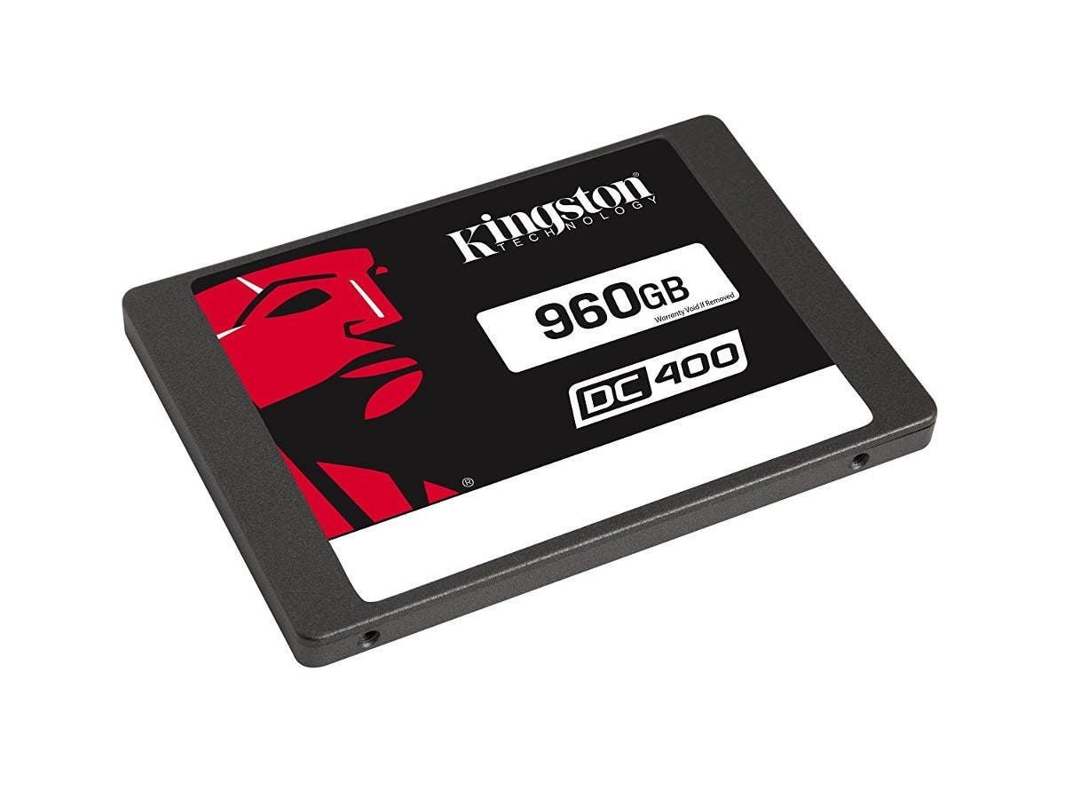 Kingston 960GB SSDNOW DC400 SSD SATA 3 2.5-Large-Image-1