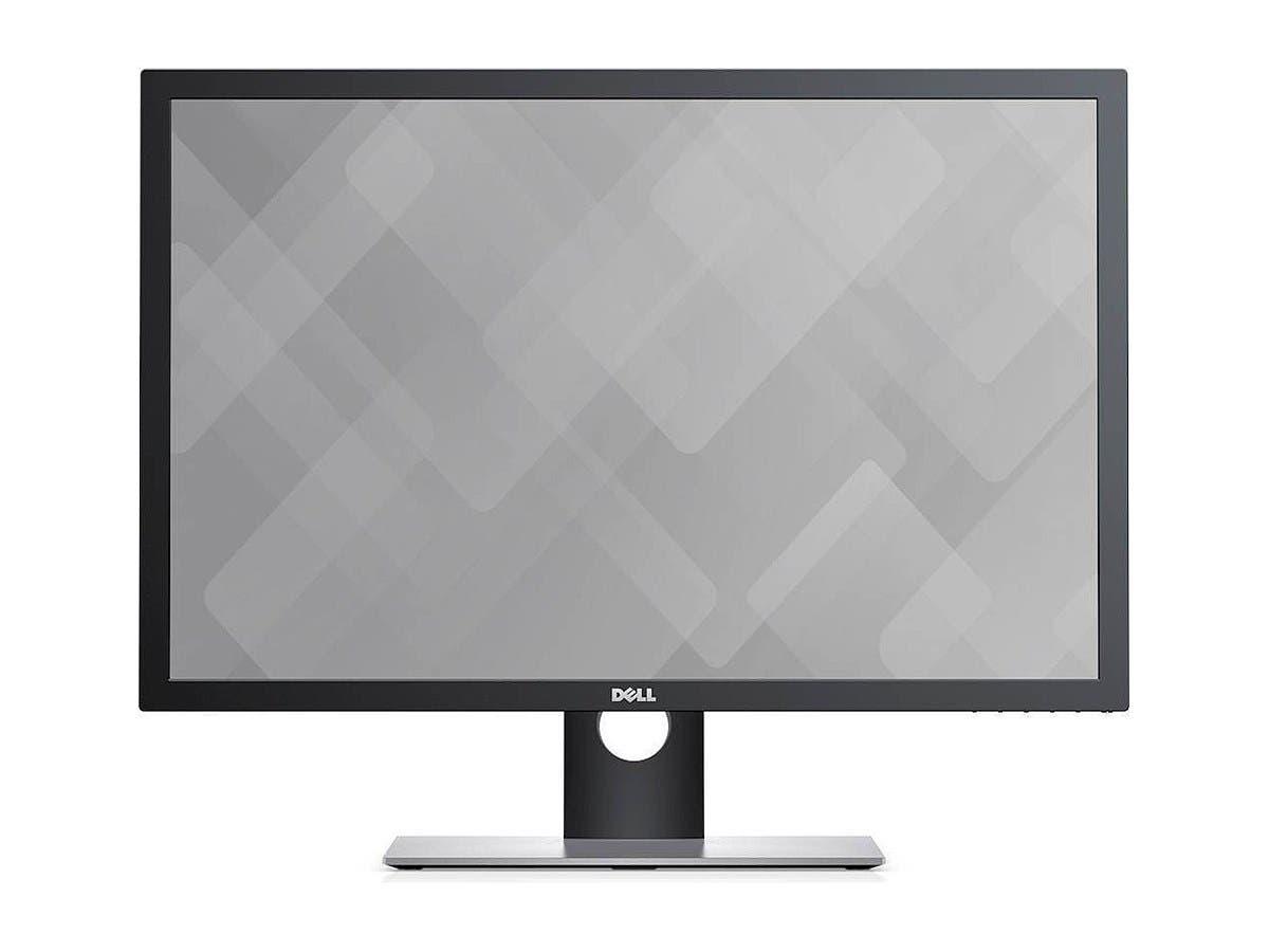 """Dell UP3017 Ultrasharp 30"""" IPS LED QHD Monitor - Black-Large-Image-1"""