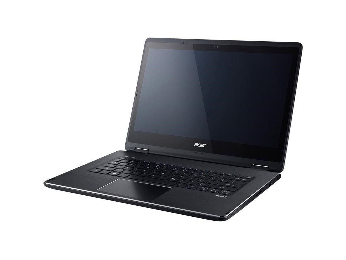 "Acer Aspire R5-471T-57RD 14"" Touchscreen LED Notebook Core i5 i5-6200U Dual-core (2 Core) 2.30 GHz - 8 GB  RAM 256GB SSD Windows 10 Home 64bit"