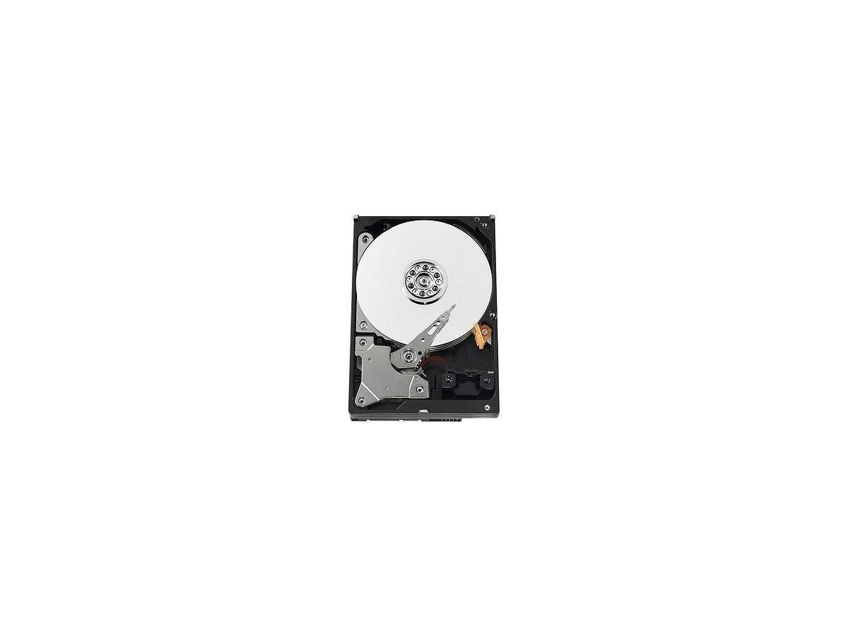 "Western Digital AV-GP WD5000AVVS 500 GB 3.5"" Internal Hard Drive - SATA - 8 MB Buffer - Hot Swappable-Large-Image-1"