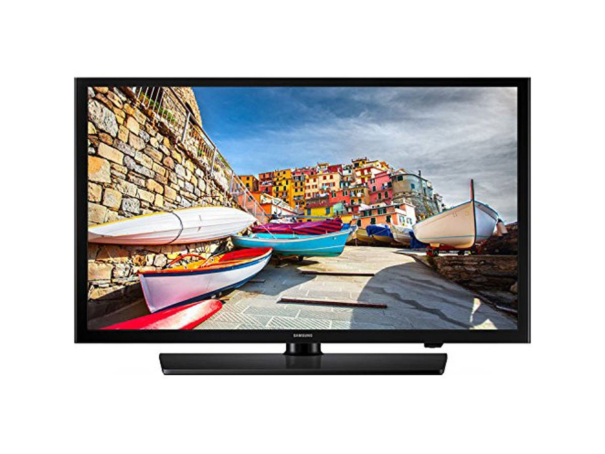 "Samsung 43"" LED TV - HG43NE477SFXZA"